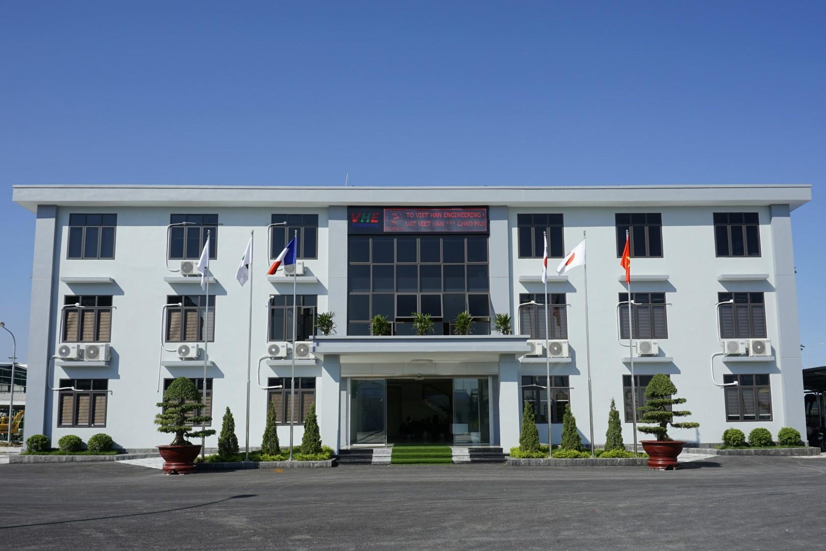 Công ty TNHH Kỹ Thuật Việt Hàn - Viet Han Engineering