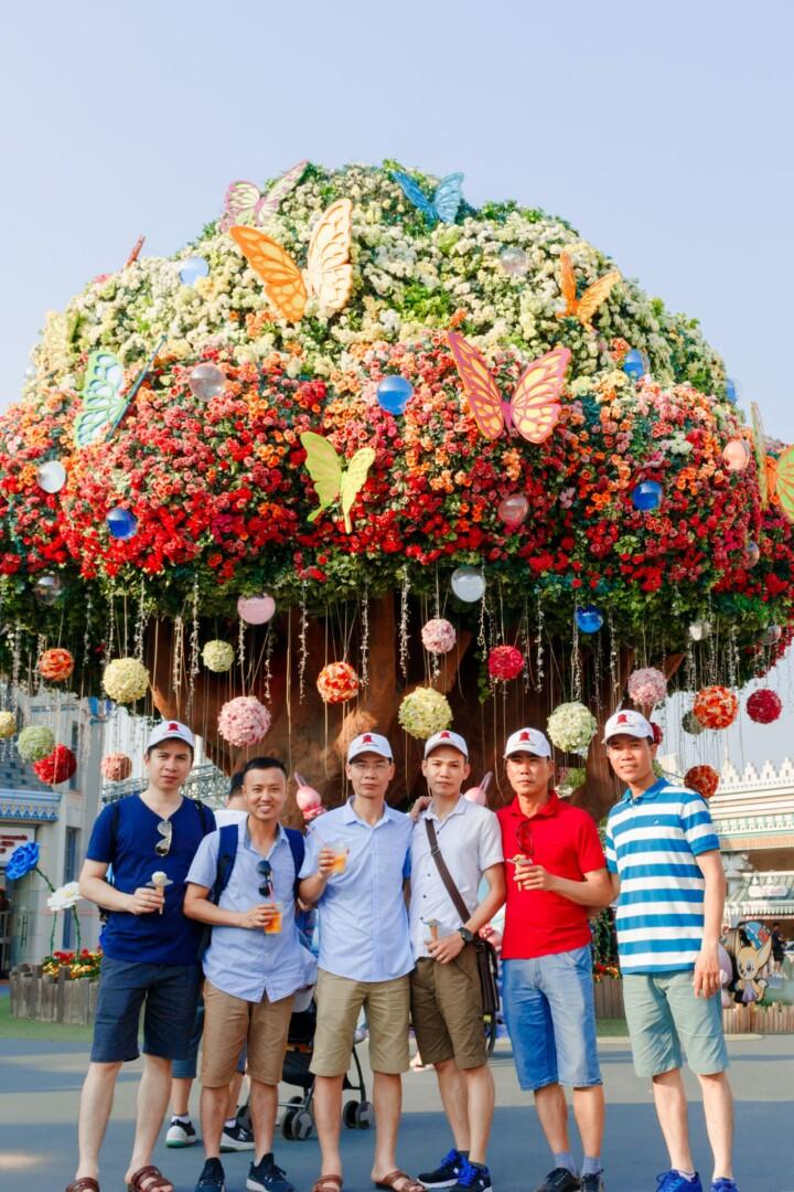 Kết thúc chuyến đi Hàn Quốc vui vẻ và nhiều kỷ niệm đáng nhớ