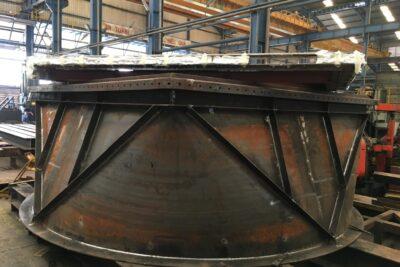 Nhà máy xử lý khí đốt Encana